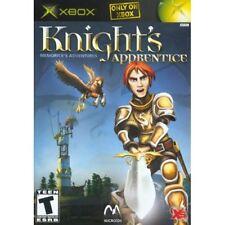 Knight's Apprentice For Xbox Original Game Only 9E