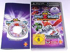 """PSP PS Portable Spiel """" INVIZIMALS SCHATTENZONE """" Nur Software"""
