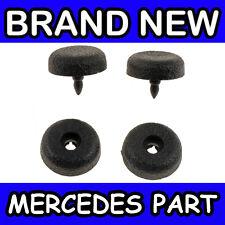 MERCEDES SEAT BELT STOP / STOPPER CLIPS (PAIR)
