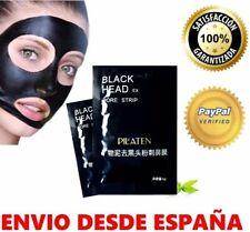 Mascarilla PILATEN Puntos Negros Poros Exfoliante Acné Nariz Rostro Black Mask
