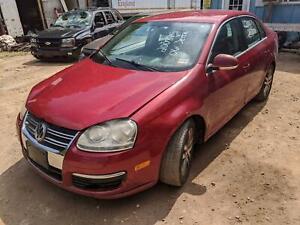 Door Mirror VW VOLKSWAGEN JETTA Left 06 07 08 09 10 LH SIDE POWER RED PEELING