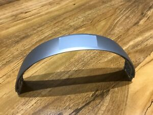 Top Headband for Beats by dr Dre Solo 3 Solo3 Wireless Headphones - Silver