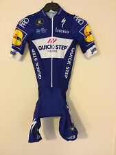 New Quick Step Cycling skinsuit. Team issue 2018.  Vermarc. XS - 1 - 44.