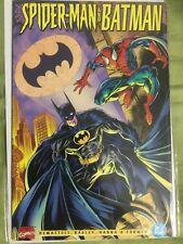 Comic SPIDER-MAN AND BATMAN #1