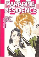 Paradise Residence 1 Lot of Shonen Manga, 16+, English, Kosuke Fujishima