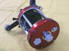 Abu Garcia ambassadeur 7000 Red HIGH SPEED Bait Casting Reel Excellent