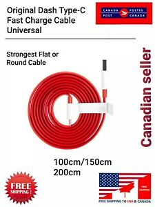 Type C Charger Cable 100/150/200cm USB 3.1 Dash Cable Type-C 4A Fast Charging>