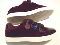 New Tretorn Carry Women's Size 6.5 Red Velvet Fashion Sneakers Shoes WTCARRY4