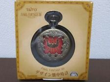 Final Fantasy XIV Pocket Watch Tripartite Pact Taito SQUARE ENIX Japan limit New