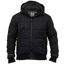 Crosshatch Waist Length Hooded Other Men's Jackets