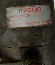 PIAGGIO SKIPPER ST 125 150 m21 4-Clock AVVIATORE STARTER MOTORE STARTER ENGINE TOP