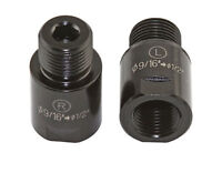 """NEW Bicycle Pedal Adapter Lowrider Fits 9/16"""" Cranks & 1/2"""" Bike Pedals (202008)"""