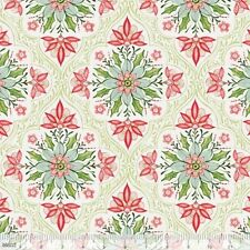 Blend I Love Christmas by Cori Dantini 112 111 03 2 White Holiday  BTY COTTON