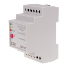 F&F CZF-333 Phasenwächter Phasenüberwachung Elektromotor Phase Monitor Phasen