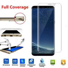HD Full Cover Tempered Glass Screen Protector for Samsung Galaxy S10 8 9+ Note 8
