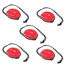 5x Camera Tether Strap with Sticker Mount for Gopro Hero 4 3+ 3 2 1 ST-21