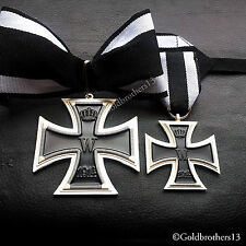 Grand Cross of the Iron Cross HUGE Military Medal 1914 WW1 German Medal Repro