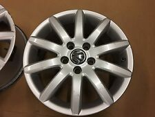 "Set of 4 Volkswagen Jetta 2005-2011 Used OEM wheels 16"" factory original rims"