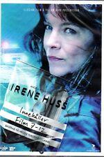 DVD IRENE HUSS 7-12 , TV-Serie aus Schweden SCHWEDISCH, BOX, NEU