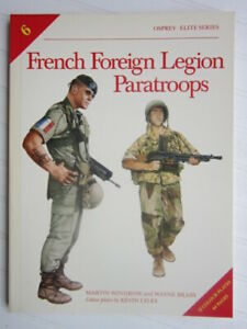 French Foreign Legion Paratroops / OSPREY ELITE series 6