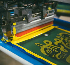 T-SHIRT TRANSFERS FOR HEAT PRESSING ON TO GARMENTS. SCREEN PRINTED PLASTISOL