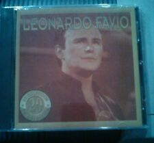 20 De Coleccion by Leonardo Favio (CD, Jun-1994, Sony Music Distribution (USA))