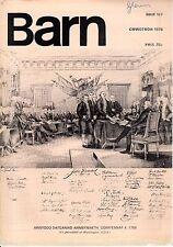 "GWYNFOR EVANS - TOM ELLIS - W.R.P.GEORGE - WELSH MONTHLY ""BARN"" No. 157 (1976)"