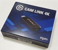 *NEW* Elgato CamLink 4K HDMI, for Live Streaming, YouTube, Gaming, Recording