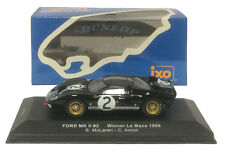 IXO Models 1/43 Scale LM1966 - Ford MKII #2 Winner Le Mans 1966