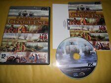 PC GAME-AMERICAN CONQUEST-EDIZIONE ORO-Computer-Gioco-Games-ITALIANO-ITA