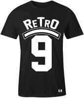 """Retro 9"" T-shirt to Match Retro ""LA Los Angeles"" 9's"