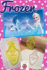 Olaf Frozen UkSeller Biscuit Cookie Cutter Fondant Cake Decorating Mold