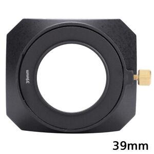 Universal Square Hood for 39MM DSLR Camera Lens