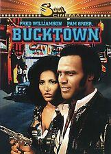 BUCKTOWN  (NEW DVD)  Color 1975 -1002580