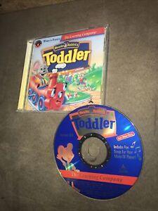 Reader Rabbit: Toddler 18 Mths - 3 Yr Windows 95/98 & Mac CD-ROM Version 2.0