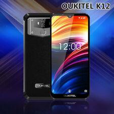 "OUKITEL K12 10000mAh Smartphone Ohne Vertrag 6.3"" FHD+ 6GB+64GB Handy NFC 2SIM"