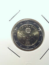 2 EURO PORTUGAL 2014 REVOLUTION DES OEILLETS COMMEMORATIVE NEUVE
