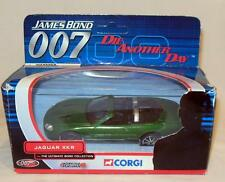 CORGI JAGUAR XKR TY07601 2002 DIE ANOTHER DAY DIECAST