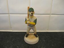 ROBERT HARROP DOGGIE PEOPLE  - YELLOW  LABRADOR BASEBALL -CC96B