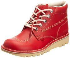 Scarpe da uomo rossi Kickers