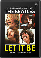 THE BEATLES: LET IT BE DVD (1970) · WIDESCREEN