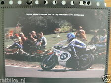 S0549-PHOTO-PEKKA NURMI YAMAHA 350 CC OLDEBROEK 1976 NO 30 SILJA LINE ARWIDSON T