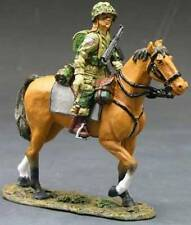 KING & COUNTRY D DAY DD071 U.S. 82ND AIRBORNE HORSE TROOPER MIB