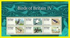Birds Decimal British Elizabeth II Stamps
