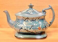 "Carlton Ware ""Blossom"" Pattern 2923 Teapot & Base Stand."