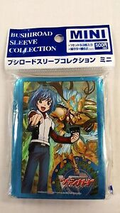 Bushiroad Mini Sleeve Collection Vol.33 [CLAW ATTACK OF THE SILVER WOLF]