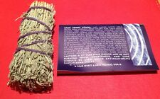 "Sage Smudge Stick 4"" Smudging Pagan Buy 2 or more save 15% (ADD 2 TO QUALIFY)"