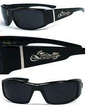 New Choppers Bikers Mens Sunglasses - Motor Logo C38