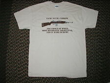 M1 Carbine Historical Quote  T-Shirt/Size XL, Accessory, Gildan, Short Sleeve
