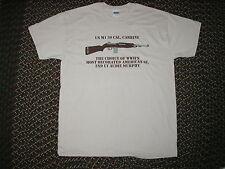 M1 Carbine Historical Quote  T-Shirt/Size L, Accessory, Gildan, Short Sleeve